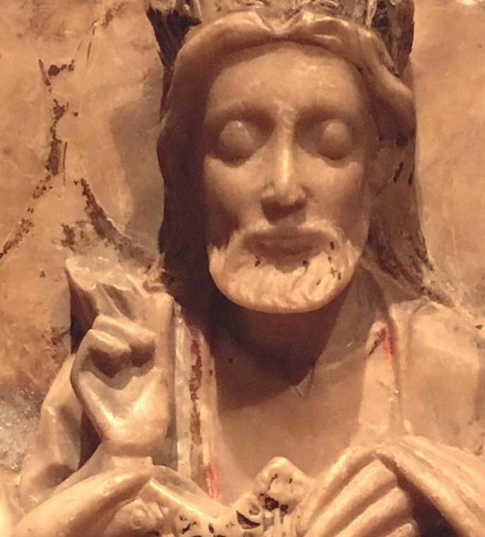 Alabaster Christ1