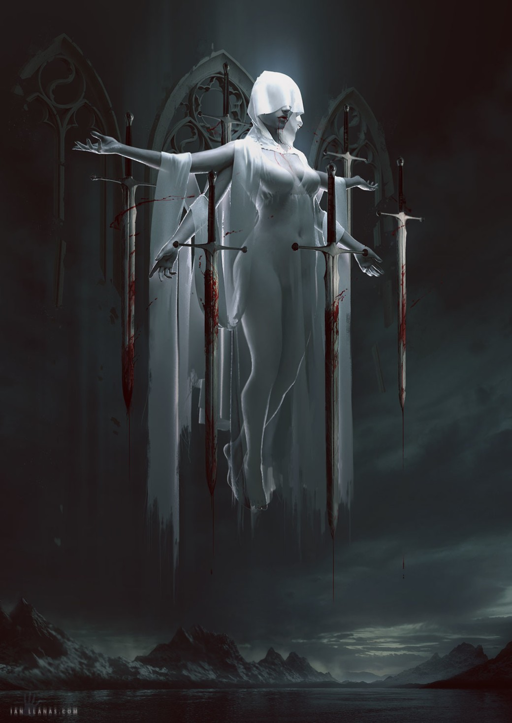 queen of swords ian llanas